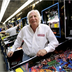 NYtimes slideshow about Stern Pinball Inc., the only remaining manufacturer in the world of coin-operated pinball machines.