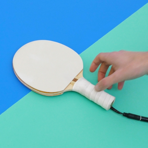 Ping Pong FM is a fun, musical take on table tennis. Choose a song and keep it playing at the correct tempo by keeping the ball in play. Rally too slowly, or drop the ball, and the music will wind down to a stop.