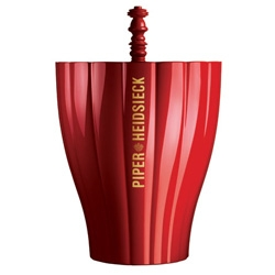 Piper-Heidsieck enlists super designer, Jaime Hayon, to design a champagne bucket and a champagne bowl.