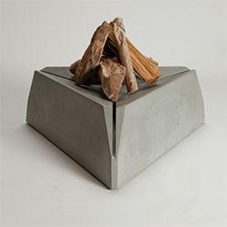 Hard Goods No. 010: Triangulum Fire Pit