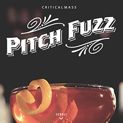 You know that fuzzy, after-pitch feeling? Yeah, we put it in a glass.  Cheers from @criticalmass