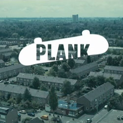 Plank, a film by Billy Polls that follows a 15 year old skateboarder through his day-to-day routine in preparation for the Damn Am in Amsterdam.