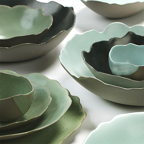 Dols & Martens for Serax ceramic tableware