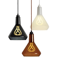 Plumen now has lamp shades to perfectly showcase their stunning bulbs!