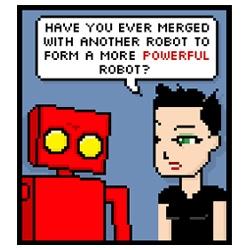 Fun Diesel Sweeties on Sex, Power, Robots... and Mergers.