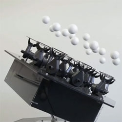 19 spheres come to life in the next generation of Floating Forecaster, the Floating Orchestra by Poietic Studio.