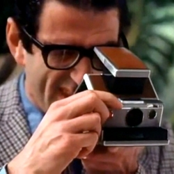 The 1972 Polaroid SX-70 Orientation Film by the office of Charles & Ray Eames was made for Polaroid Corporation. Check out how the guts of this classic camera work while you listen to a funky soundtrack.