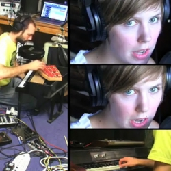 "Pomplamoose makes excellent music. They also video record every sound generated to make a song, then stitch it together in real-time to make very enjoyable videos. Some great covers from ""Beat It"" to ""September"" and originals too."