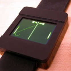 DIY : Pong Watch.