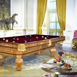 Brunswick Billiards' Replica 1878 Table