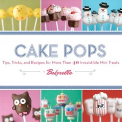 "Bakerella's Cake Pops book has dropped! And there's a fun video of a basic ""How To Make Cake Pops"" as well!"