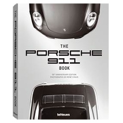 The Porsche 911 Book 50th Anniversary Edition -Photographs by René Staud, by teNeues