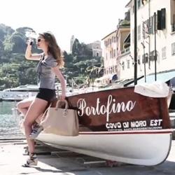 I Found My Love In Portofino - Lovely short movie by Ellen von Unwerth for Christians Dior's new Summer/2012 campaign.
