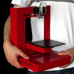 'UP!' low cost / portable 3D printer by PP3DP.