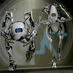 Portal 2 ~ the trailer is beautiful! and looks amazing!!!
