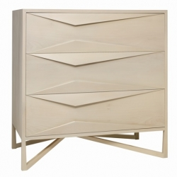 Portia chest by Australian based, Malaysian born designer Khai Liew. Part of his Tiersman to Linenfold series.