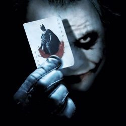 Sweet Posters for The Dark Knight!