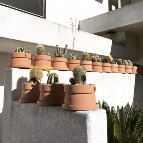 The Commune Collection for West Elm is coming soon, but currently these terra cotta planters have been taking over my instagram.