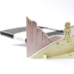 Limited Edition Le Petit Prince Moleskine. Adorable video from studio Neue Big with direction/animation by Virgilio Villoresi.
