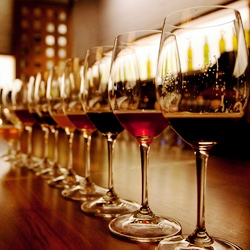 Press Club ~ San Francisco's wine lounge and tasting room now offers an ever growing collection of eclectic beers! The are getting as serious about beer as they are wine.