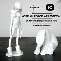 Kosplay Porcelain by Ajee x K.Olin tribu