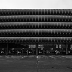 Darkly depressing with a melancholic beauty, Preston's iconic bus station – considered one of the largest in Europe – is one of those pieces of architecture that will forever polarise opinion...