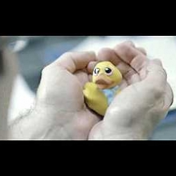 "New TV spot for Rexona: Toys. ""Makes bacteria totally harmless"", showing bacterias just like toys and teddy bears."