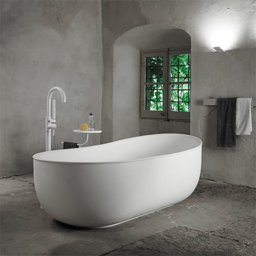 Prime Bathtub by Norm Architects for Inbani.