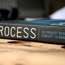 Process: 50 Product Designs from Concept to Manufacture- Love this book! Great review on Core77!