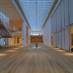 The Art Institute of Chicago's new Modern Wing succeeds most of all in getting out of the way so that visitors can look at the art.