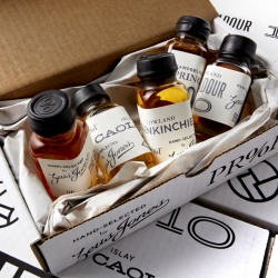 Zeus Jones built a great new web app for Scotch Whiskey tastings called 'Proof' just in time for the holidays. Along with the free app, check out the custom packaged bottles and boxes.