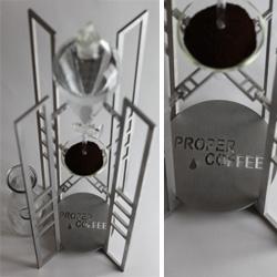 Cold Drip Coffee Maker on kickstarter.