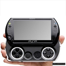 PSP Go! Apparently supposed to launch at E3 this week ~