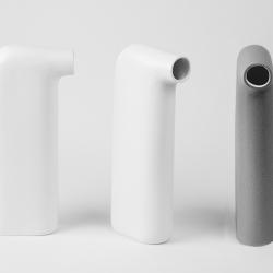 Atelier Peekaboo's Puffin, a ceramic carafe.