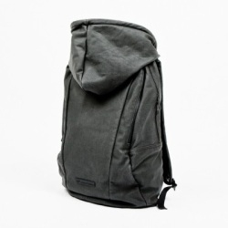 This backpack is part of the PUMA by Hussein Chalayan 2012 Spring/Summer collection.