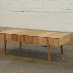 Great handmade wooden tables and sideboards by the small Finnish company Fiskarsin Puusepät Oy.
