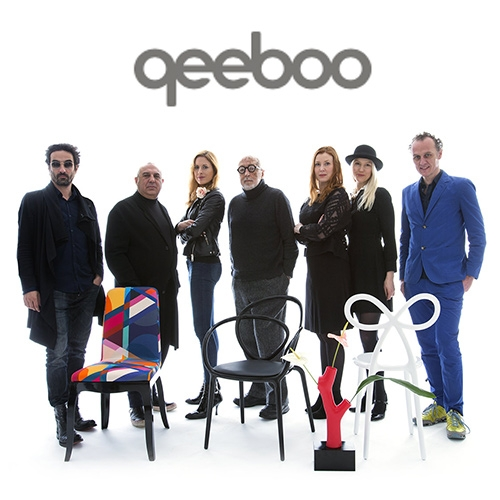 QEEBOO launches this week at Milan Design Week. The new company from Stefano Giovannoni with lots of fun designs from Andrea Branzi, Marcel Wanders, Richard Hutten, Nika Zupanc and Front.
