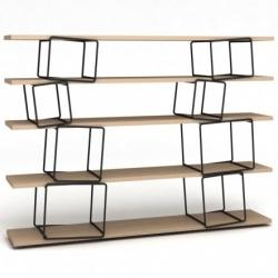 Quake Shelf by Antoine Phelouzat for Eno - Maison et Objet in 2012.