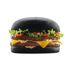 On the occasion of the release of Star Wars: Episode I - The Phantom Menace in 3D, the restaurant chain Quick launch the JEDI Burger, DARK Burger and of course the DARK VADOR Burger... Unfortunately only in France.