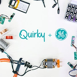 GE and Quirky partner to inspire invention. GE to Make Thousands of Patents Available to Global Community of Inventors. Companies to Develop and Bring to Market Co-Branded Line of App-Enabled Products.