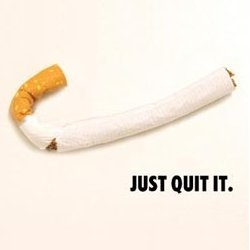 Dutch website which asks visitors to contribute a quit smoking message in the most interesting way they can create.