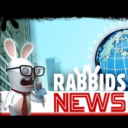 While my Rabbid obsession continues, and i am debating whether to do yet another com post about them... for now i'll post here - Rabbid blog!!! With Rabbids around the world, as well as the videos, etc.