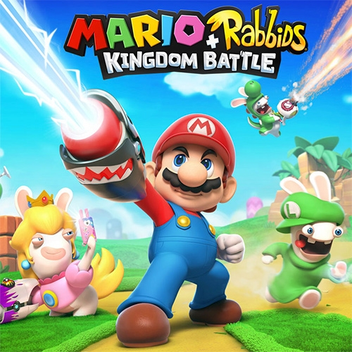 Mario + Rabbids Kingdom Battle for Nintendo Switch - what a mashup!