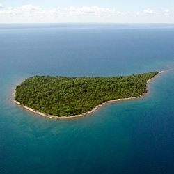 Rabbit Island: A sustainable artist residency on a remote, forested island in the largest freshwater lake in the world. The project is fundraising on Kickstarter. Help make it happen!