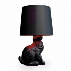 So cute, this rabbit lamp from Moooi is a real musthave! Design by Front. [previously #2180]