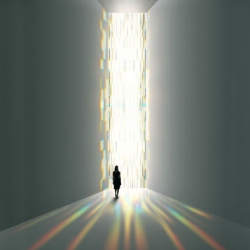 Rainbow Church, the latest work from the incredible Tokujin Yoshioka.