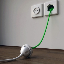 Recoiling socket designed by Meysam Movahedi.