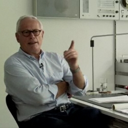 Legendary Braun Designer Dieter Rams talks about his designs for V&A's Cold War Design Exhibition.
