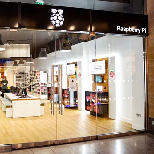 Raspberry Pi has opened it s first retail store...
