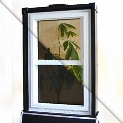 A New Twist on the 'Smart' Window. 'RavenBrick' has developed a smart film that when applied to a window can vary its tint (like transition lens sunglasses) based on the outside temperature.